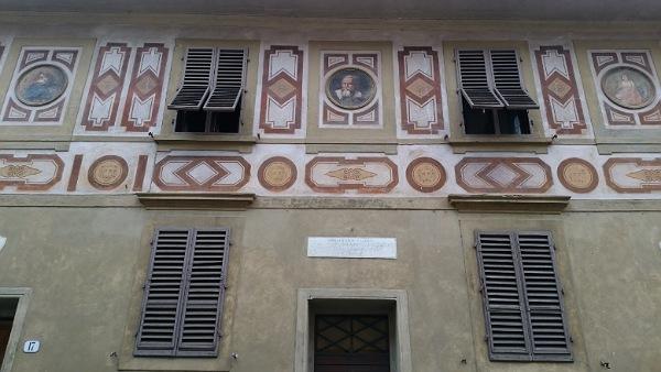 ガリレオ・ガリレイの家