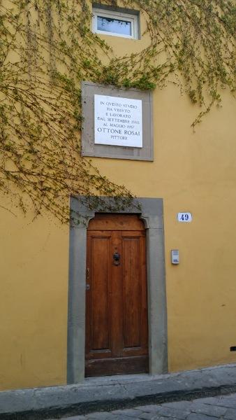 チャイコフスキーが住んでいた邸宅
