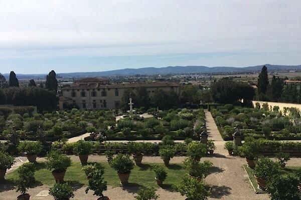 カステッロの庭園