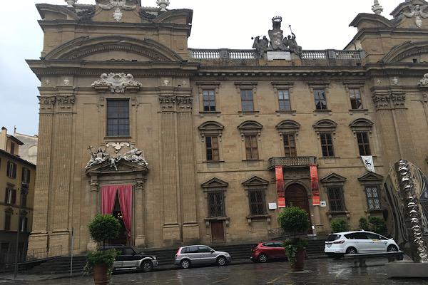 聖フィリッポ・ネーリ教会外観